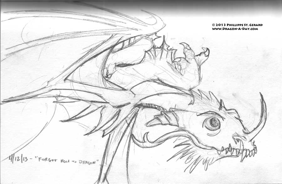 04122013 - Forgot How To Dragon.